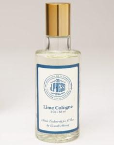 J. Press Lime Cologne $36