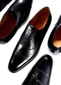 J.M Weston Cap Toe Shoe