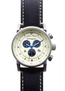 EP Martin Sahara Titanium Watch