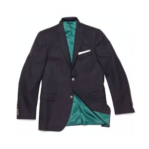Hickey Two-Button Blazer
