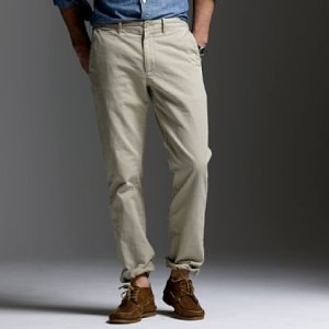 J. Crew Slim Fit Broken-in Chinos