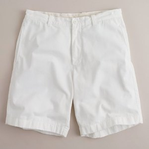 J. Crew Chino Shorts in Bisque