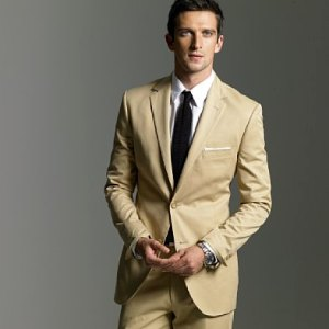 J. Crew Aldridge Chino Sport Coat