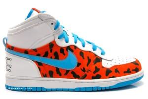 Nike Fred Flintstone