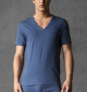 Ralph Lauren Organic V-Neck Shirt $21.50