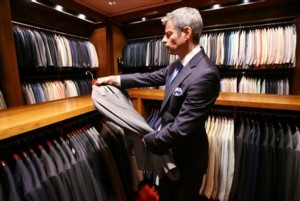 Italian-made Suits Galore