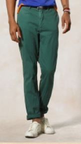 Rugby by Ralph Lauren University Chino in Green