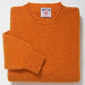 J. Press Shetland Wool Sweater