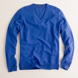 J. Crew V-Neck Sweater
