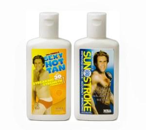will ferrell lotion
