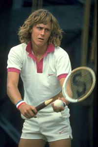 Bjorn Borg and The Hair