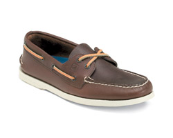 Sperry Top-sider Boat Shoe in Classic Brown