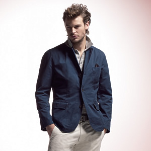 Uniqlo Washed Cotton Jacket