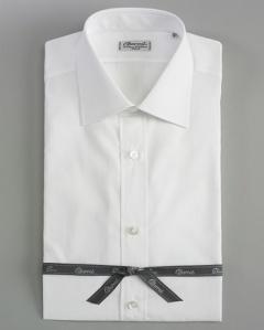 Charvet Classic White Shirt
