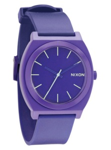 Nixon Time Teller P in Purple
