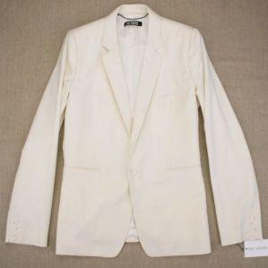 Raf Simons White Suit 40R, $275