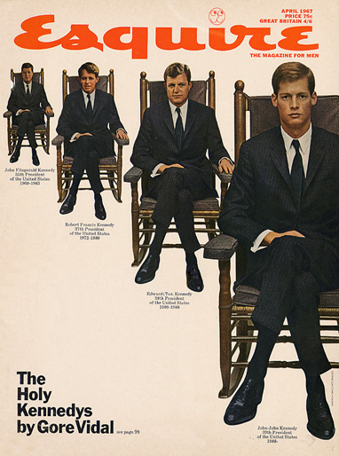 Esquire April 1967