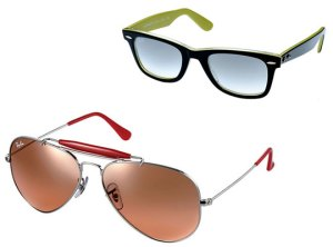 Ray-Ban Colors Collection