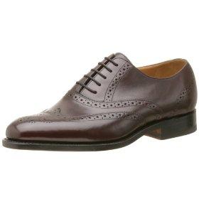 Florsheim Carleton Wingtip Shoe in Brown