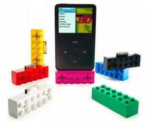iPod/iPhone Lego Speakers $20