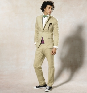 Rugby by Ralph Lauren Chino Suit