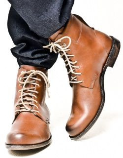 Timberland Boot Co. Lace-Up Boot