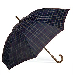 Brooks Brothers Tattersall Umbrella