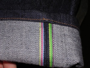 Paul Smith Red Ear Selvedge Jeans (Multi-Color Selvedge)