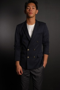 Company of We Double-Breasted Blazer