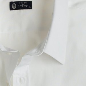J. Crew Slim-Fit Thomas Mason Dress Shirt