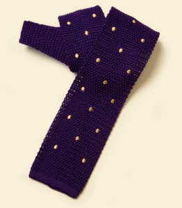 Paul Stuart Silk Knit Tie