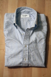 Thom Browne Oxford Shirt sz 2 $150
