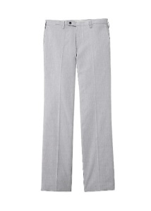 Uniqlo Slim Fit Cordlane Flat Front Trouser ($39.50)