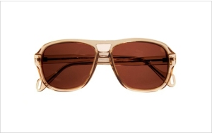 900's Sunglasses in Rose by M. Costa