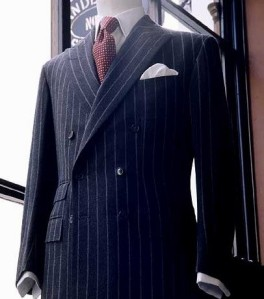 #1 Anderson and Sheppard Bespoke Suits