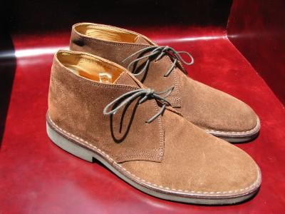 Loake for Charles Tyrwhitt Chukka Boot Sz 11, $50