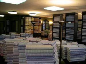 Charvet Houses Over 6,000 Different Fabrics