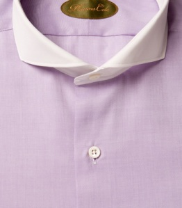 Phineas Cole Contrast Collar Shirt