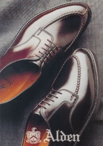 Alden Cordovan Shoes