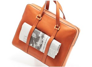 Delvaux Newspaper bag