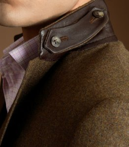 Paul Stuart Donegal Wool Sport Coat