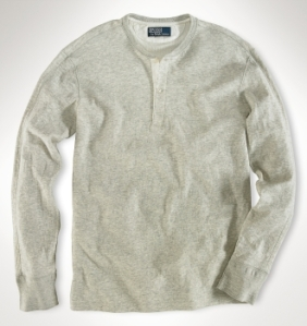 Ralph Lauren Henley Shirt