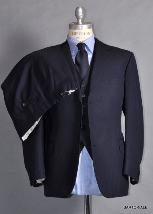 Henry Poole and Co. Three-Piece Suit Sz. 40, $690