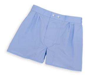 Hermes Poplin Boxer Shorts