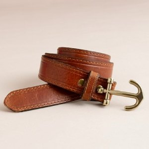J. Crew Anchor Belt