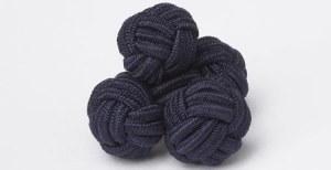 J. Press Navy Cuff Knots