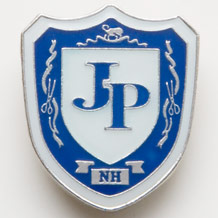 J. Press Lapel Pin