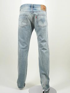 Levis Capital E Light Blue Jeans