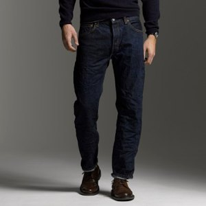Levi's Vintage 501 XX Selvage Jeans