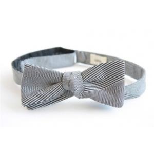 Lova Glen Plaid Bow Tie